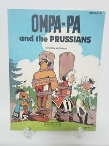 Vintage OMPA-PA and The Prussians Goscinny And Uderzo 1978