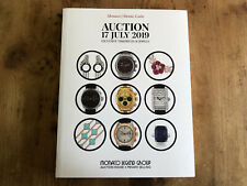 Revista MONACO LEGEND GROUP - Auction 17 July 2019 - Timepieces & Jewels