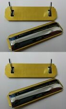 More details for genuine british made service sub / officer rank bar x4 new