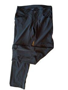 Vaude Wo Yaki ZO Pants  Damen Radhose Shorts Gr.42/L ohne Innenhose