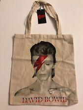Primark David Bowie Wiederverwendbar Baumwolle Einkaufstasche Tasche