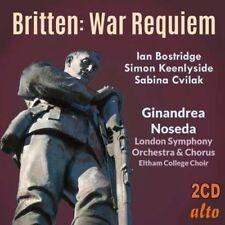 Britten: War Requiem [New CD]