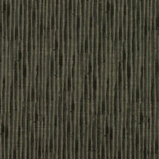 Cotton Blend Striped Traditional Curtains