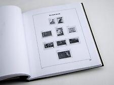 Davo LX Album België I 1849-1949 Belgium Belgien Belgique Belgica hingeless