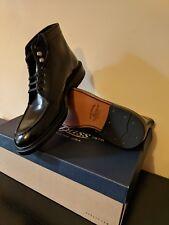 Gh bass Monogram Apron Black Boots UK 8 EU42