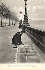 London Life by Gordon Smith. Pavement Artist.