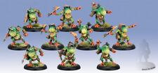 Hordes Minions Croak Raiders Unit (10)