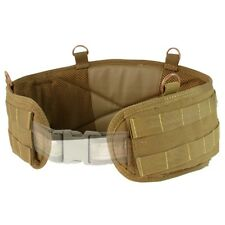 "Tactical MOLLE GEN 2 Battle Belt size L waist 42""-46"" Coyote Brown (CONDOR 241)"