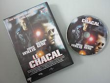 SUPERBE DVD...BRUCE WILLIS LE CHACAL...MIS A PETIT PRIX