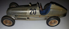CMC 1/18 Mercedes Benz W25 #20 Dirty Hero 1934 Eifel Race Silver Arrow M147 1000