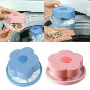 2Pack Floating Pet Fur Catcher Laundry Lint Pet Hair Remover For Washing Machine