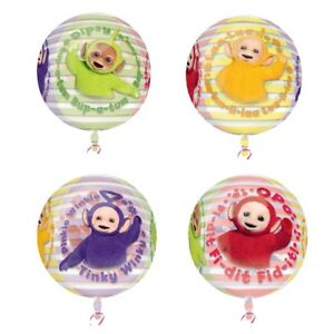 Teletubbies Party Supplies Tableware, Decorations, Balloons, Invites, Party Bags