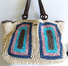 Sun N' Sand Handmade Bag/made of natural sustainable materials