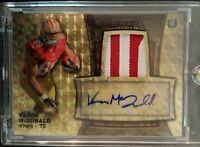 2013 Bowman Sterling Vance Macdonald Superfractor 2 Color Patch Auto Rc # 1 of 1