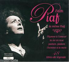 EDITH PIAF-LA-Anémone PIAF * 2 CD album SET/DIGIPACK