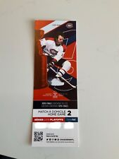 unused season hockey tickets Montreal Canadiens Larry Robinson