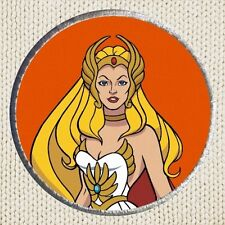 She-ra Patch Picture Embroidered Border Masters of the Universe Pricess of Power