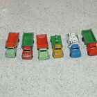 **LOOK** Nice Lot of 6 Lone Star TUF-TOTS Vintage Diecast Vehicles Toys FREE P+P