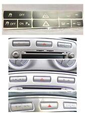 Pegatinas  Restaurar Botones Ford S-max Mk4,ford Mondeo Mk4 Kuga color Plata