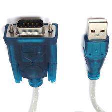 1M USB 2.0 ZU SERIELL RS232 DB9 9PIN ADAPTER KABEL PDA Konverter für Windows XP