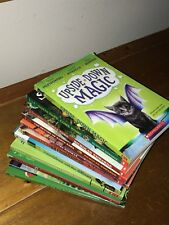 Lot of 11 Santa Paws Kitty Cat Puppy Dog Animal Paperback Books for Younger Read