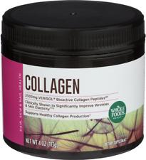 Whole Foods Market, Collagen (Verisol) Powder - Unflavored, 4 oz
