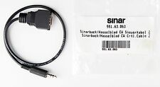 CABLE SINAR 551.63.063 SINARBACK / HASSELBLAD CW Crtl. Cable 2