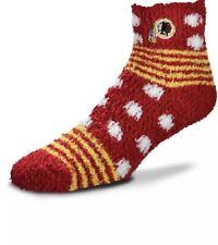 Washington Redskins Nfl Women's Homegator Socks For Bare Feet