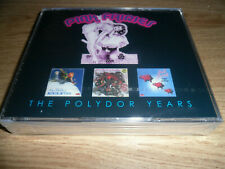 PINK FAIRIES - THE POLYDOR YEARS - 3 CD - UK ROCK/PSYCH + 10 BONUS TRACKS