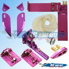 Traxxas Spartan upgrade hardware set TR-07P Purple