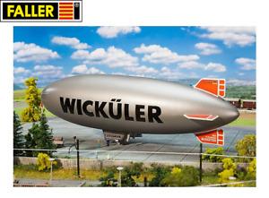 """Faller N 222411 Luftschiff """"Wicküler"""" - NEU + OVP"""