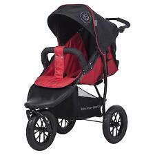 Knorr-Baby Happy Colour Sportwagen Joggy S mit Schlummerverdeck rot NEU