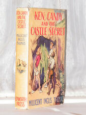 Millicent Inglis Thomas - Ken Candy And The Castle Secret 1st Ed 1954