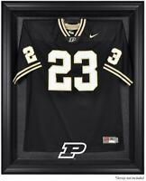 Purdue Boilermakers Black Framed Logo Jersey Display Case - Fanatics Authentic