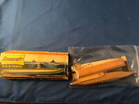 Vintage Cavacraft USS Perch Submarine Model Kit E-1 Never Assembled See Details