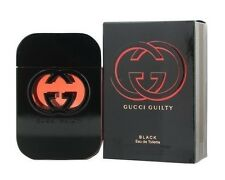 Gucci Guilty Black Women 2.5 oz 75 ml Eau De Toilette Spray Box Sealed