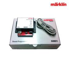 Märklin 60801 Sound-Programmer für mSD/2 Decoder +++ NEU in OVP