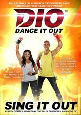 DANCE IT OUT SING IT OUT DVD BILLY BLANKS JR NEW SEALED SEEN ON SHARK TANK