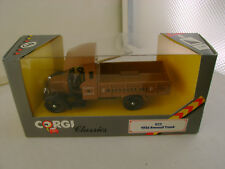 1985 Made In Great Britain Corgi Classics C823 1926 Renault Truck New In Box