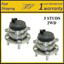 REAR Wheel Hub Bearing Assembly For 2011-2015 KIA SORENTO 2WD (PAIR)