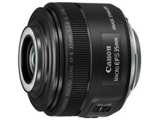 CANON EF-S35mm F2.8 Macro IS STM Lens Japan Ver. New  / FREE-SHIPPING