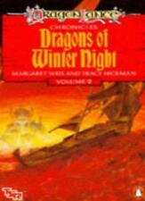 Dragonlance Chronicles: Dragons of Winter Night,Margaret Weis, Tracy Hickman, M