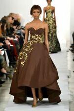 Vestidos de mujer Oscar de la Renta de seda