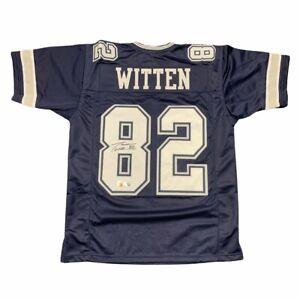 Jason Witten Autograph Signed Jersey - Dallas Cowboys (JSA COA)