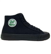PF Flyers Sandlot Center Hi Black Shoes