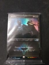 MTG Magic the Gathering  Murder M19 FOIL FNM Promo x4 (Playset)
