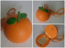 1x KXT-889 Orange Novelty wired Phone