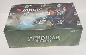 Magic The Gathering- Zendikar Rising Draft Booster box Sealed