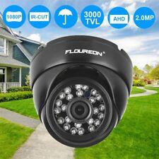 3000TVL AHD Outdoor Waterproof 1080P 2MP Dome Camera CCTV Security Night Vision