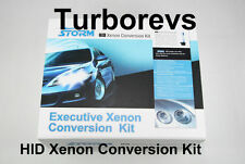 BRIGHT WHITE 6000K H4 BI-XENON HID XENON CONVERSION LIGHT KIT AC